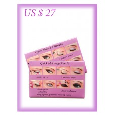 Quick Makeup Stencils 2 sets - US $27